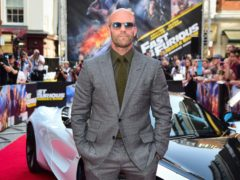 Jason Stathams stars in Fast & Furious 7 (Matt Crossick/PA)