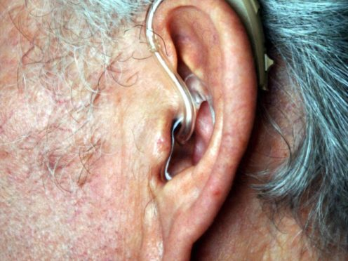 Newcastle Univerity scientists are studying a new theory linking dementia to hearing loss (PA)