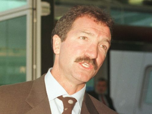 Graham Souness was appointed as Benfica manager after a short spell in charge of Torino (PA)
