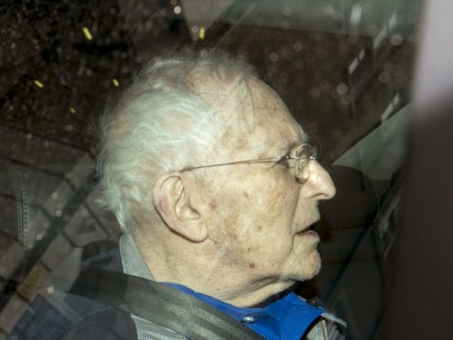 Lord Janner (Anthony Devlin/PA)