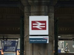 British Transport Police (BTP) are appealing for information (John Linton/PA)