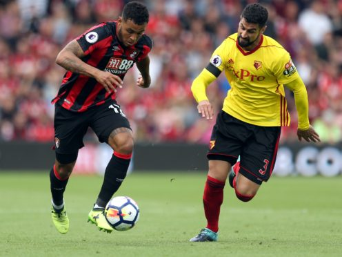 Bournemouth boss Jason Tindall hopes Josh King (left) quickly gets over failing to secure a move during the summer transfer window.