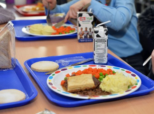 Liverpool will offer £300,000 to fund free school meals (Jacqui Bradley/North Lanarkshire Council)