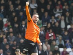 Nicky Clark scored both Dundee United goals (Jeff Holmes/PA)