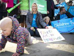 Legislation was passed at Holyrood last year (Jane Barlow/PA)