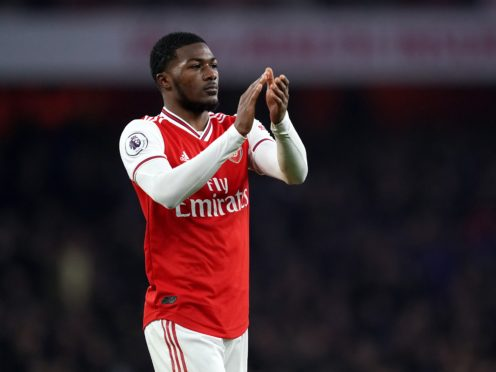 Ainsley Maitland-Niles has become a key part of Mikel Arteta's Arsenal side in recent months. (John Walton/PA)