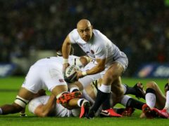 Willi Heinz misses England's Six Nations match against Italy through injury.