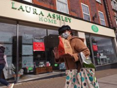 Laura Ashley has entered into partnership with Next (PA)