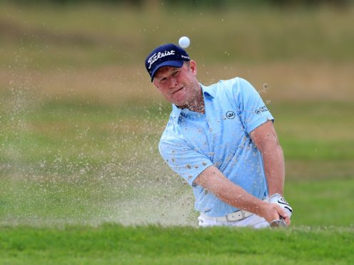 Jamie Donaldson has plenty of players breathing down his neck in Cyprus (Mike Egerton/PA)