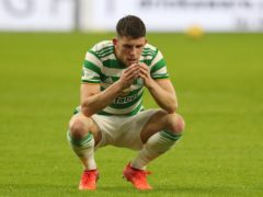 Celtic's Ryan Christie has been frustrated by self-isolation (Andrew Milligan/PA)