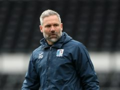 David Dunn watched his side win again (Mike Egerton/PA)