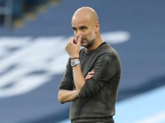 Former Manchester City midfielder Dietmar Hamann thinks the team are past their best under Pep Guardiola and believes the Spaniard is lucky to still be manager (Martin Rickett/PA)