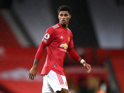 Marcus Rashford has spearheaded a campaign to increase the provision of free school meals to vulnerable children (Michael Regan/PA)