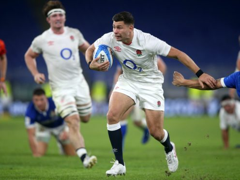 Ben Youngs scored two tries on his 100th appearance (Marco Lacobucci/PA)