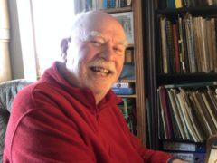 Paul Harvey, 80, has topped the charts (Family handout/PA)