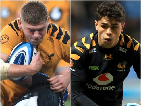 Jack Willis and Jacob Umaga are in the England squad (Mike Egerton/PA)