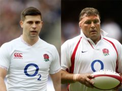 Ben Youngs could join Jason Leonard in England's 100-cap club this weekend (David Davies/PA)