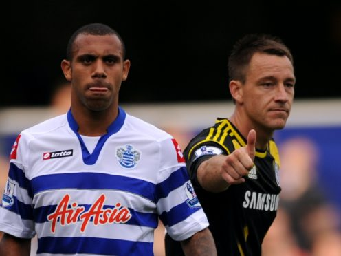Anton Ferdinand, left, says he was treated differently to John Terry by FA investigators (Andrew Matthews/PA)