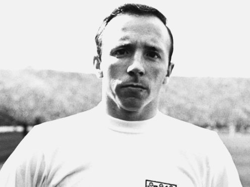 Nobby Stiles' death has brought the link between dementia and football back into the spotlight (PA)