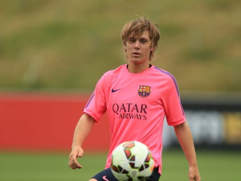 Former Barcelona midfielder Alen Halilovic has joined Birmingham on a deal until the end of the season (Mike Egerton/PA)