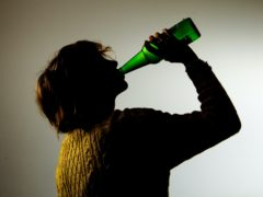 Concerns have been voiced about people drinking more during lockdown (PA)