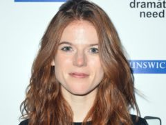 Rose Leslie has created a video in support of the fundraiser (Hannah McKay/PA)