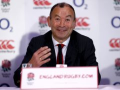 Australian Eddie Jones would go on to lead England to the 2019 World Cup final in Japan (Paul Harding/PA)