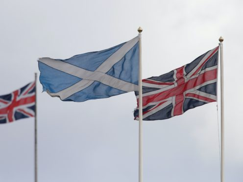 Several polls have suggested a narrow lead for Scottish independence (Yui Mok/PA)