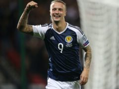 Leigh Griffiths is back in the Scotland fold (Owen Humphreys/PA)