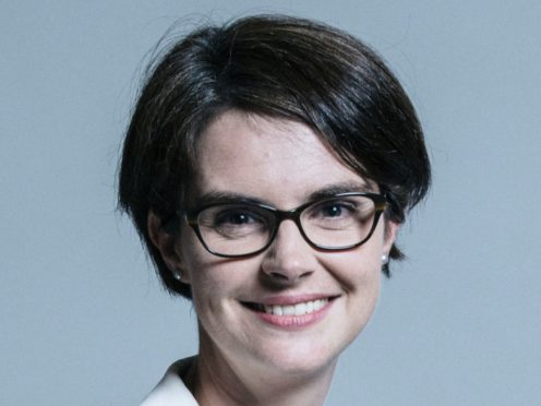 Chloe Smith (Chris McAndrew/UK Parliament/PA)