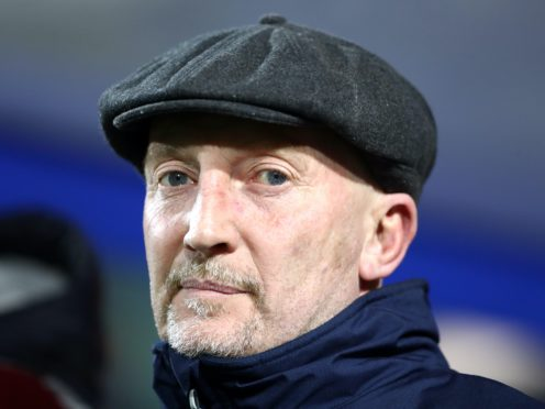 Grimsby's win had Ian Holloway dreaming of the silver screen (Tim Goode/PA)