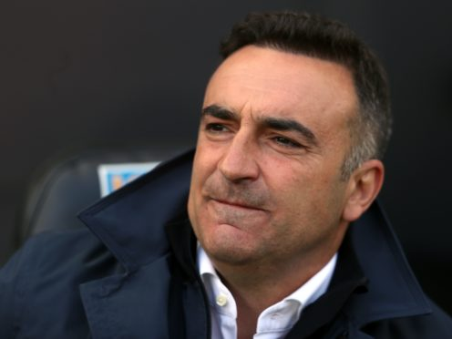 Former Sheffield Wednesday and Swansea boss Carlos Carvalhal is in charge at Braga (David Davies/PA).
