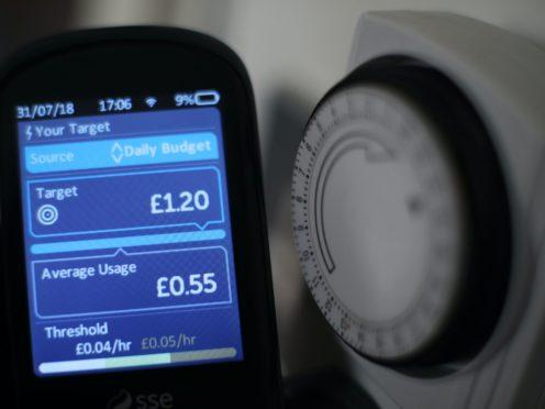 Utilita must start installing newer smart meters instead of older ones, Ofgem has said (Yui Mok / PA)