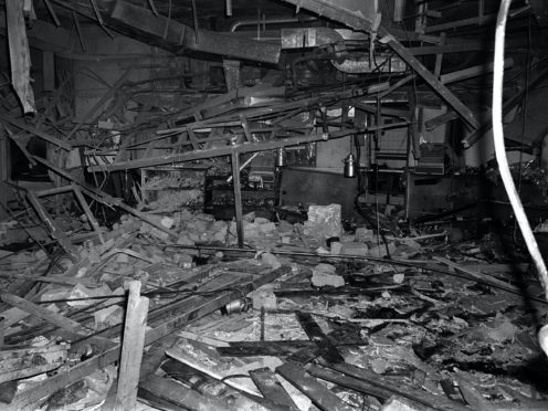 The Mulberry Bush pub in Birmingham, one of the two pubs in Birmingham where bombs exploded