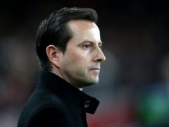 Rennes boss Julien Stephan, pictured, has tipped Chelsea as one of the Champions League favourites (Nick Potts/PA)