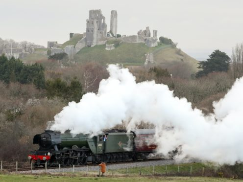 Fifteen more proposals to reverse historical reductions in the rail network have secured development funding (Andrew Matthews/PA)