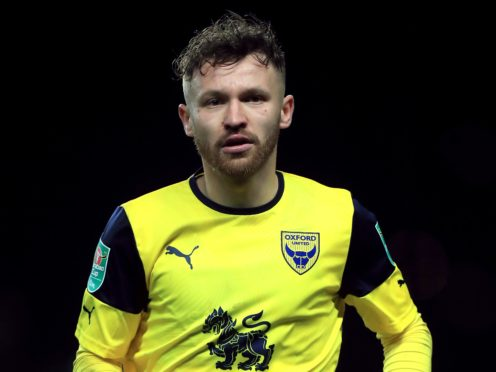 Matty Taylor impressed for Oxford (Mike Egerton/PA)