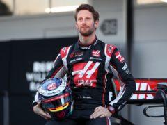 Romain Grosjean was fortunate to walk away from the crash (David Davies/PA)