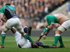 England face a fight to the end to beat Ireland, according to defence coach John Mitchell (David Davies/PA Images).