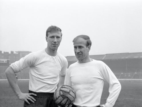 Bobby and Jack Charlton are just two of five members of England's 1966 World Cup-winning team who developed dementia (PA)