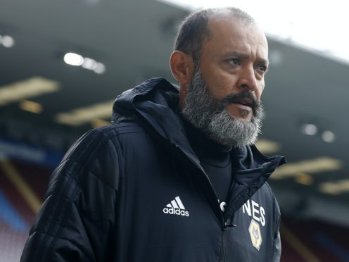 Nuno Espirito Santo is not looking forward to a busy Christmas schedule (Jason Cairnduff/NMC Pool/PA)
