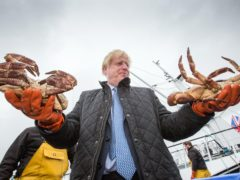 Boris Johnson has been told a no-deal Brexit could be 'catastrophic' for Scotland's food and drink industry (Robert Perry/PA)