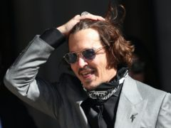 Actor Johnny Depp may appeal against a 'perverse and bewildering' High Court ruling which concluded that he assaulted ex-wife Amber Heard, his solicitor said (Yui Mok/PA)