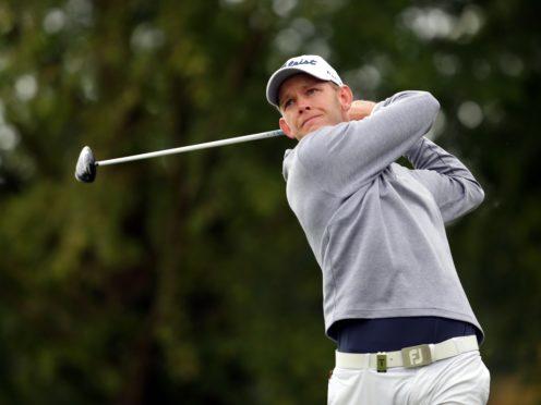Denmark's Joachim B Hansen won his first European Tour title in the Joburg Open (David Davies/PA)