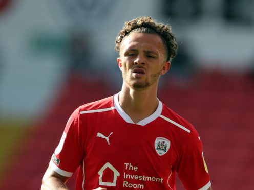 Jordan Williams is set for a Barnsley return (Mike Egerton/PA)