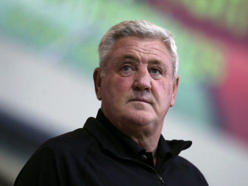 Steve Bruce believes he has been unable to select his preferred XI so far this season (Martin Rickett/PA)