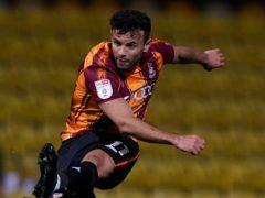 Bradford's Zeli Ismail has returned to training (Tim Goode/PA)