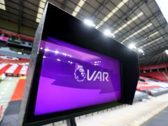 VAR was in the headlines again at the weekend (Carl Recine/PA)