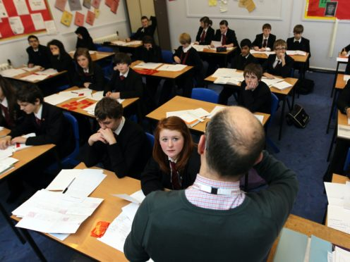 Clinically vulnerable teachers and school staff should work from home – NEU (David Davies/PA)