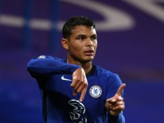 """Frank Lampard has praised the """"huge"""" influence of Thiago Silva, pictured, at Chelsea (Mike Hewitt/PA)"""